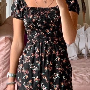 Sky & Sparrow Tilly's Floral Dress